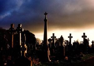 cemetery-at-dusk